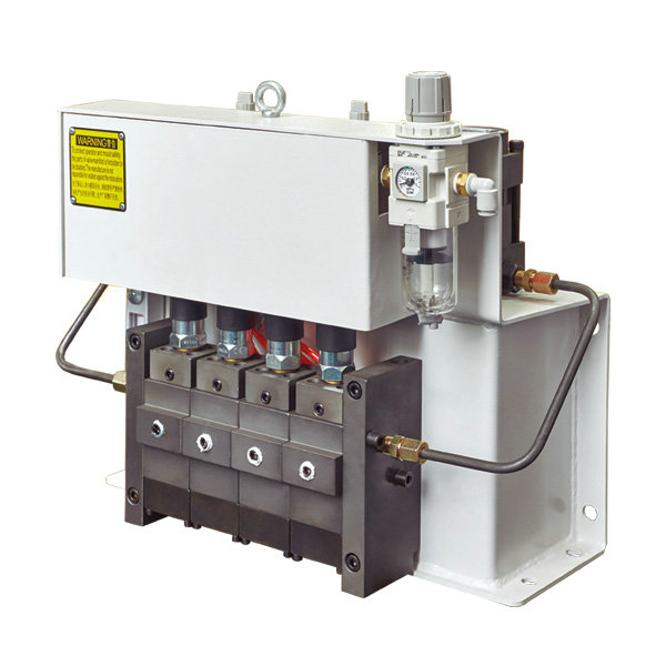 AIR-DRIVEN HYDRAIR-DRIVEN HYDRAULIC PUMP UNIT